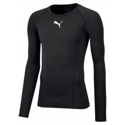 LIGA Baselayer Tee LS, barn